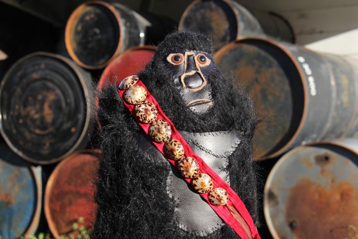 The Ambassador Gorilla